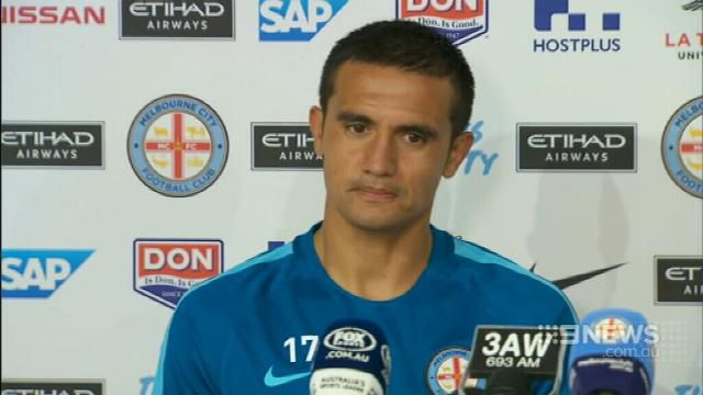 Tim Cahill embracing A-League expectation