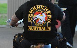 Comancheros member ambushed and shot dead outside Sydney home