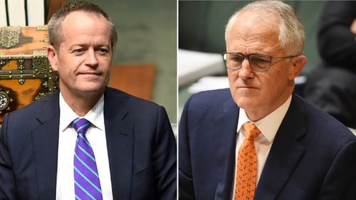 Turnbull government's popularity slips further behind Labor