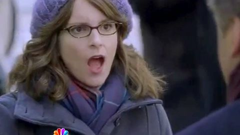 Watch: Tina Fey has a secret in new 30 Rock promo