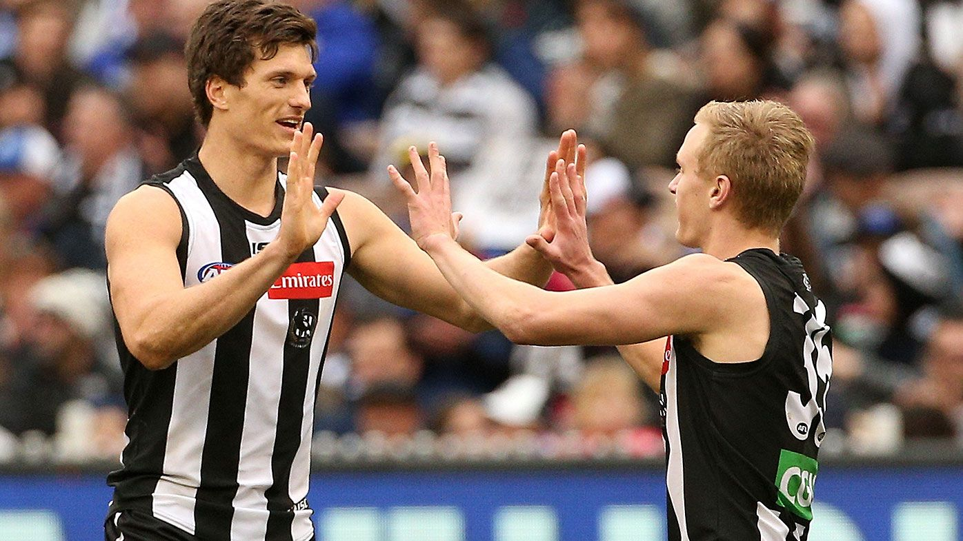 Magpies beat Roos as Tigers await in AFL
