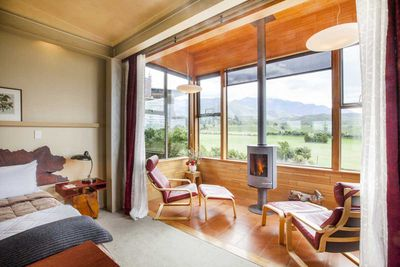 <strong>Blair and Sean: Hapuku Lodge, New Zealand</strong>