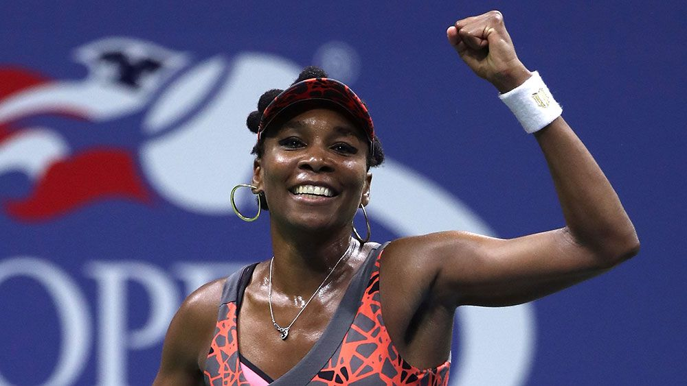 Venus Williams advances to US Open semis