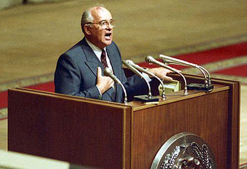 Mikhail Gorbachev (Getty)