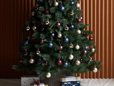 A roundup of Christmas trees under $100