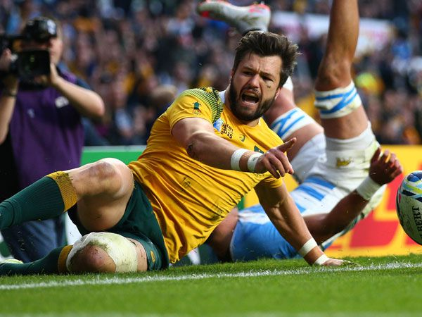 Adam Ashley-Cooper. (Getty)