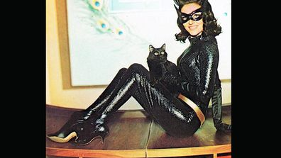 Lee Merriweather as Catwoman in Batman: The Movie (1966)