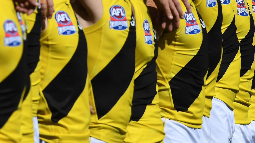 Richmond Tigers topless photo investigation closed by Victoria Police