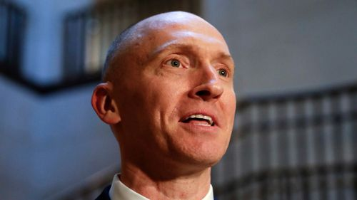 Republicans contend the FBI relied excessively on the dossier during its investigation and to obtain a secret wiretap application on Trump campaign aide Carter Page.