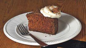Lush gluten free carrot cake