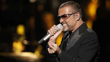 George Michael performing in September 2012. (AAP)