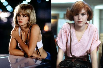 <p>Molly Ringwald as Vivian in <em>Pretty Woman</em></p>