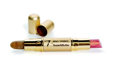 "<a href=""https://janeiredale.com/au/en/mineral-makeup/lips/sugar-butter-lip-exfoliator-plumper.htm"" target=""_blank"">Sugar &amp; Butter Lip Duo, $58, Jane Iredale Mineral Makeup</a><br><br><p>This clever multi-tasker exfoliates and plumps lips using a combination of brown sugar and beeswax.</p>"