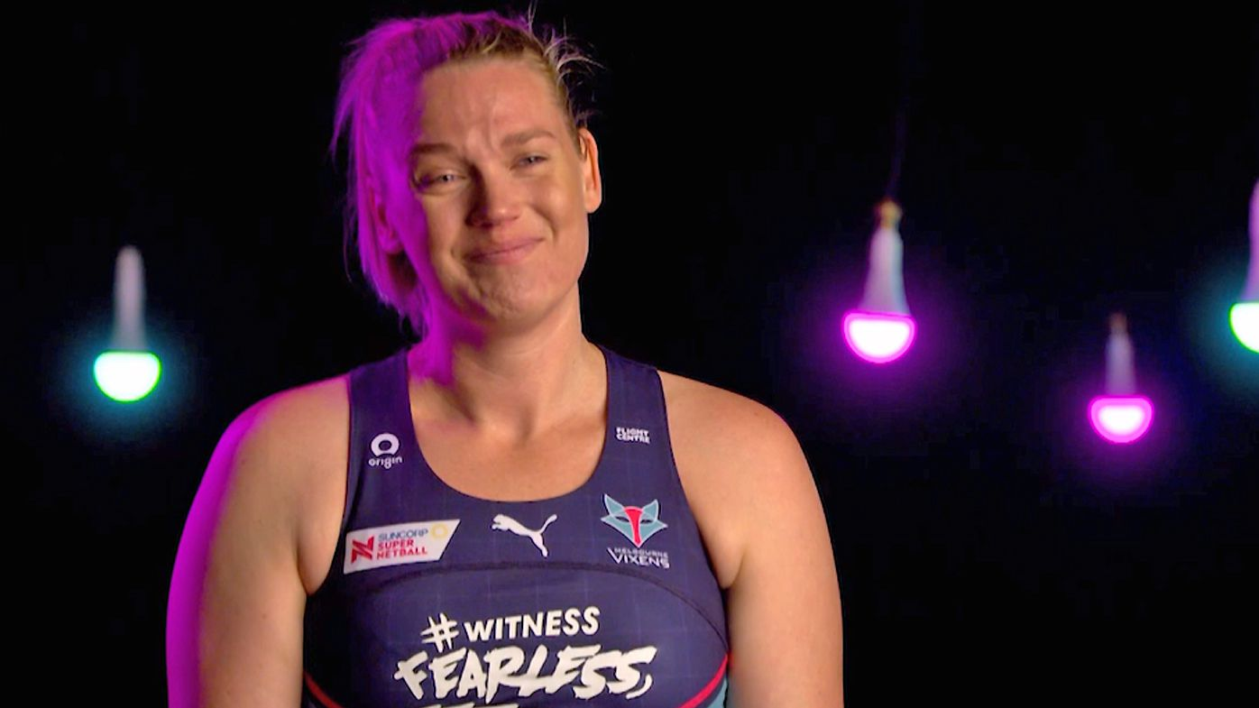 EXCLUSIVE: Why talking about 2020 Super Netball season brought Caitlin Thwaites to tears