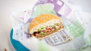 V2Food have recently released the Rebel Whopper with Hungry Jacks. The burger is entirely plant-based despite looking and even tasting like meat.