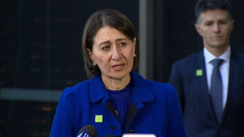 Premier Gladys Berejiklian has foreshadowed students in NSW will return to the classroom in term 2, at some point.