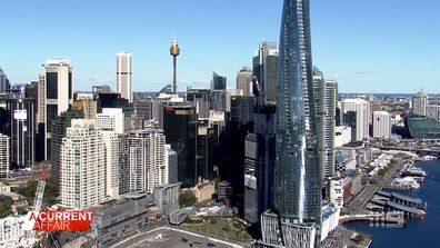 Small businesses react to Sydney lockdown.