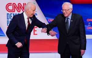 Sanders endorses Biden for US president