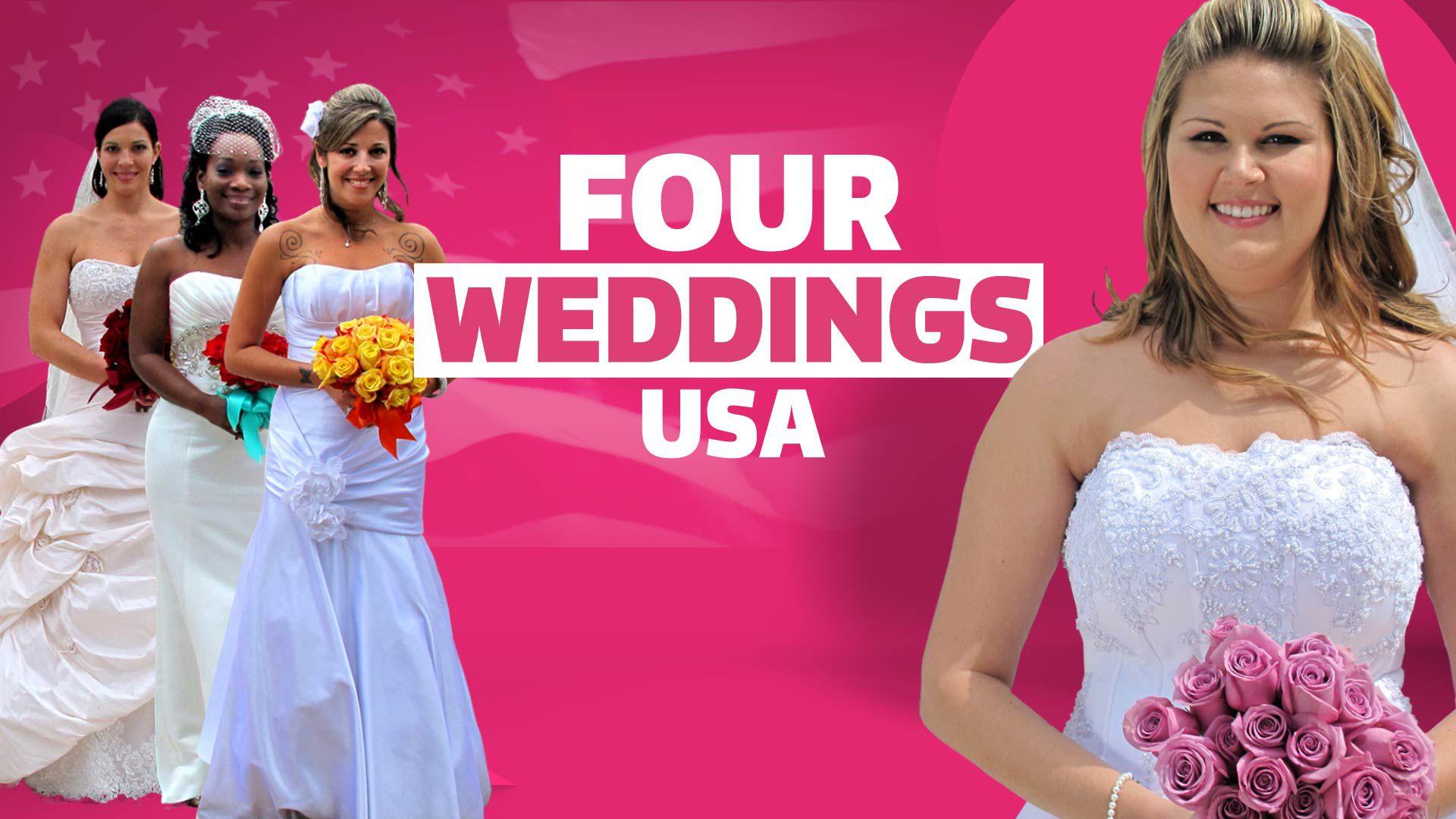 Watch Four Weddings US Season 2 Catch Up TV