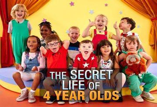 The Secret Life Of Four Year Olds