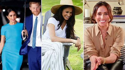 Meghan's style evolution post-royal exit