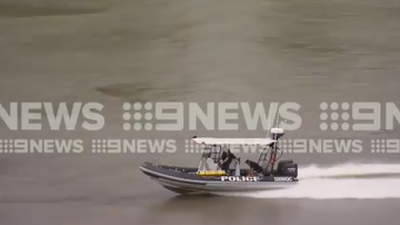 Rower missing in Brisbane river