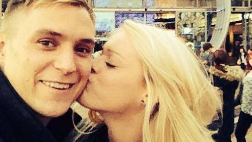 The British couple moved to Australia after travelling the world together
