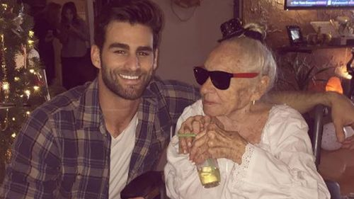 Young actor invites elderly neighbour in need of 24-hour care to live with him