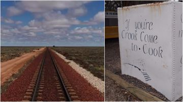 The Aussie ghost town once dubbed the 'Queen City of the Nullarbor'