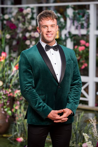 The Bachelorette Australia's Jesse