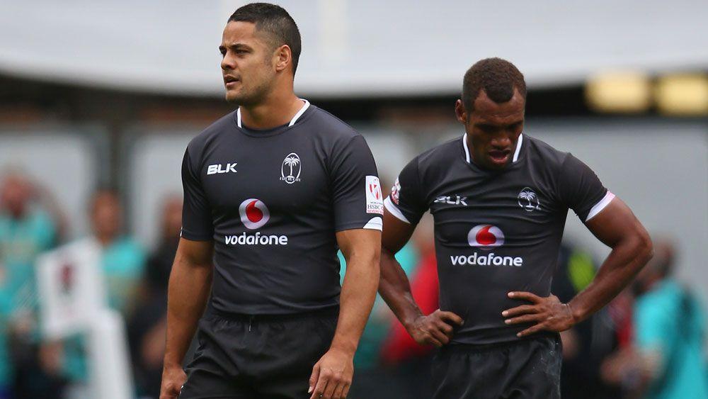 Hayne has limited impact as Fiji lose