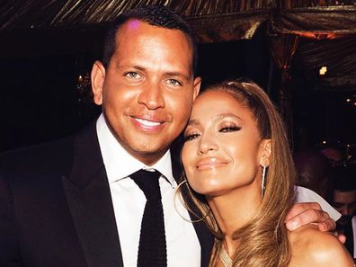Alex Rodriguez and Jennifer Lopez celebrate 50th birthday