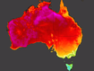 Heatwave conditions are moving across the country from WA, expected to bring temperatures close to 50C to the East Coast by next week.