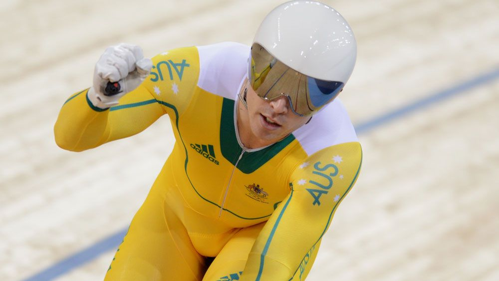 Australian cyclist Shane Perkins has switched his allegiance to Russia. (AAP)