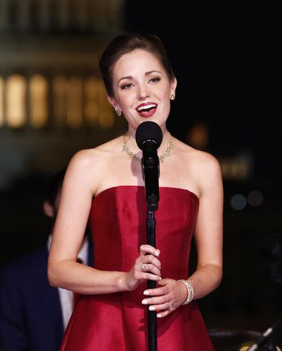 Broadway star Laura Osnes has been dropped from production.