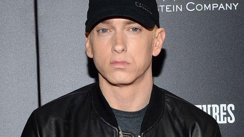 Eminem. (AP)