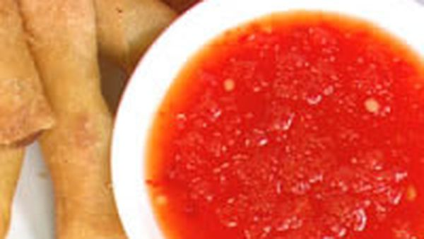 Charlie's sweet chilli sauce