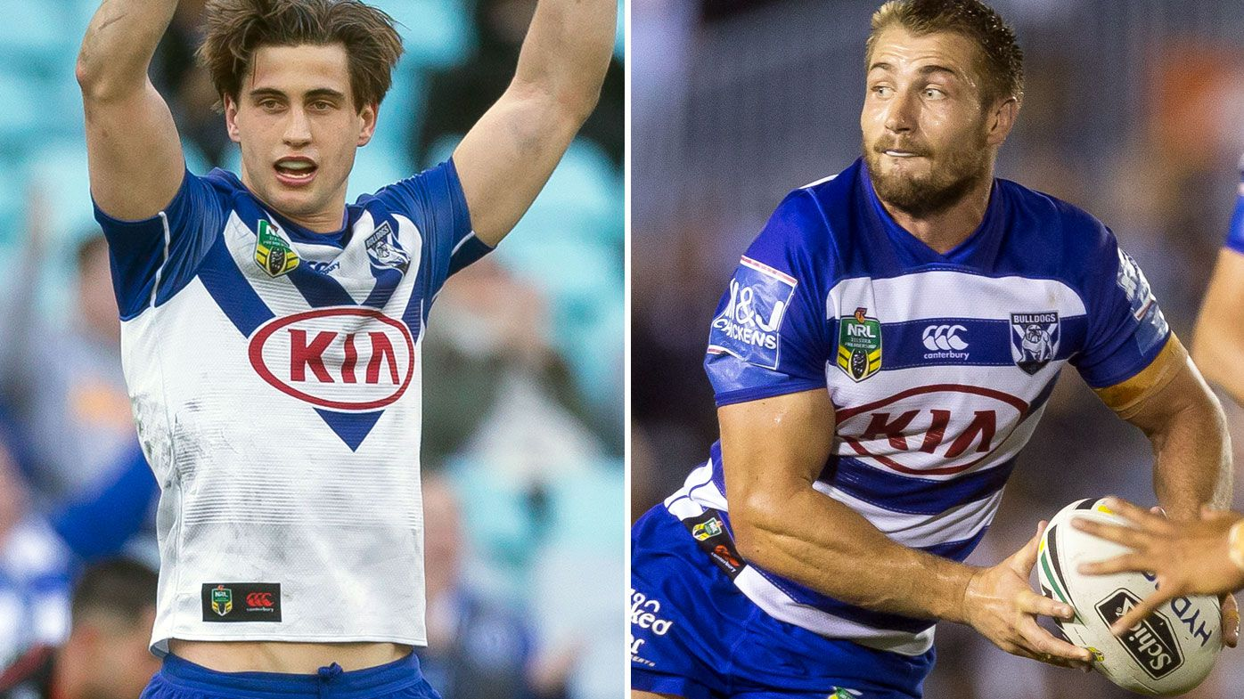 NRL: Dean Pay has faith in Foran-Lewis combination to lead Canterbury Bulldogs
