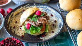 Family Food Fight: The Boumerhi's Lebanese Beef Taco