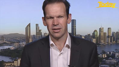 Queensland senator Matt Canavan has accused China of 'dragging out' the Wuhan inquiry.