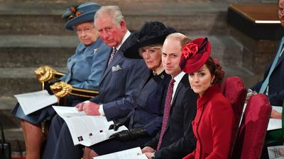 British royals put engagements on hold