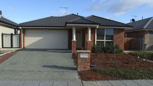 A three-bedroom home in Harrison is close to the median rental price in Canberra.