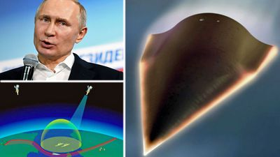 US General: Russia's hypersonic weapons 'unstoppable'