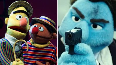 Sesame Street sues over R-rated puppet movie
