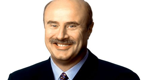 Why is Dr Phil digging up a dead body?