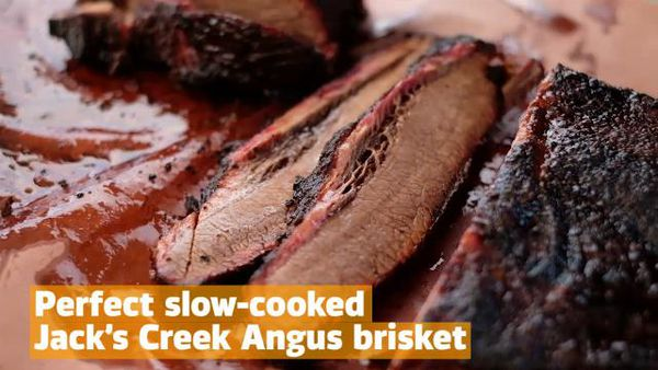 This is how you brisket, Texas-style