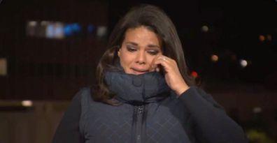 Veteran CNN reporter Sara Sidner