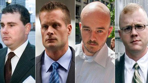 Blackwater guards receive heavy sentences after 'panicking', shooting 14 Iraqi civilians in square