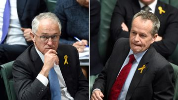 Labor leader Bill Shorten is expected to advise his colleagues to oppose the same-sex marriage plebiscite bill. (AAP)