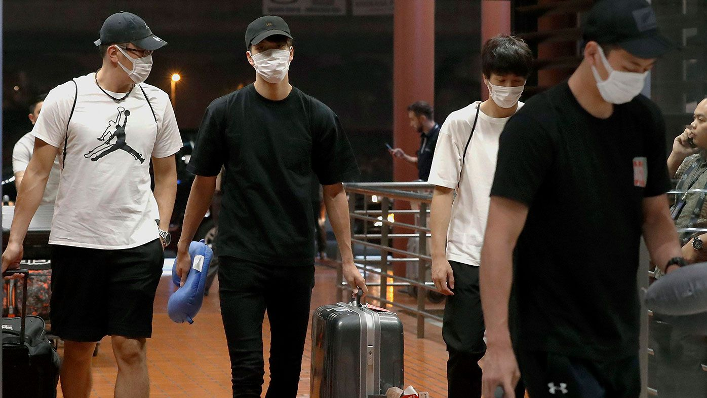 "Four Japanese basketball players booted from Asian Games for ""deplorable incident"""